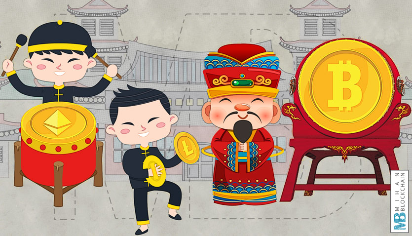 افراد چینی ثروتمند صنعت ارزهای دیجیتال
