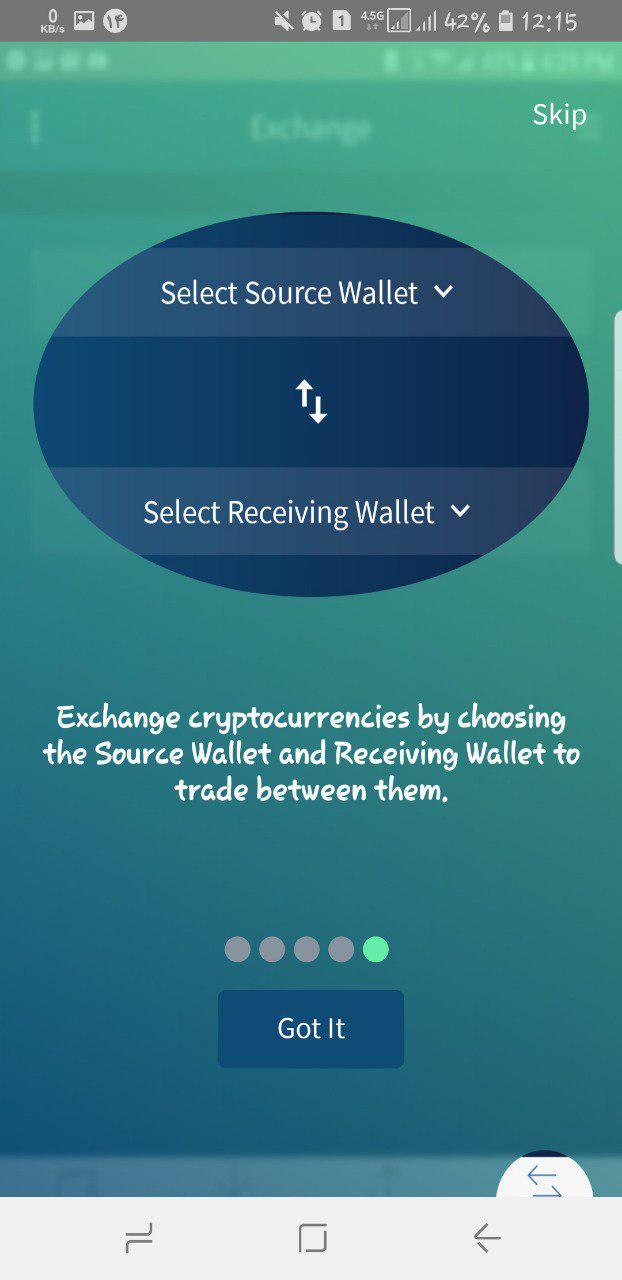 کیف پول ادج edge wallet