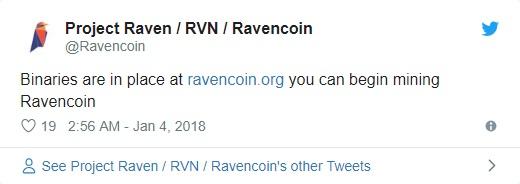 آشنایی با ریون کوین Ravencoin