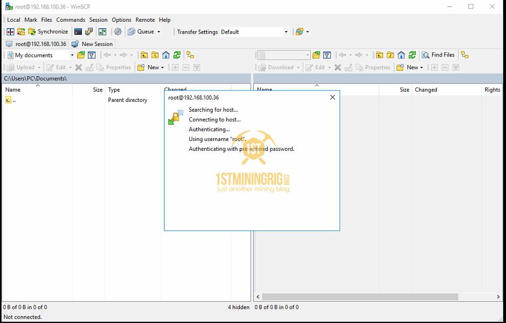 WinSCP-BlackMiner-F1-Connection-3