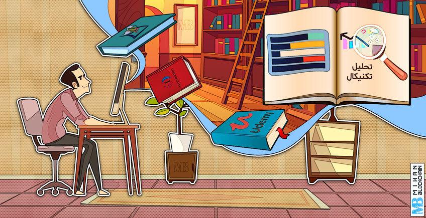 دوره های آموزشی آنلاین تحلیل تکنیکال