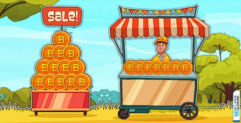 miners have been selling more bitcoin than they generate recent data suggests فروش بیت کوین بیشتر نسبت به تولید آن توسط ماینرها؛ آیا ماینرها تسلیم شده اند؟