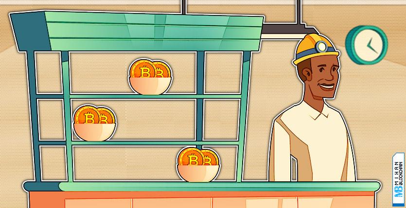 ماینرهای بیت کوین  گزارش جدید: ماینرها علاقه ای به فروش بیت کوین های خود ندارند! struggling bitcoin miners have little btc left to sell tuur demeester