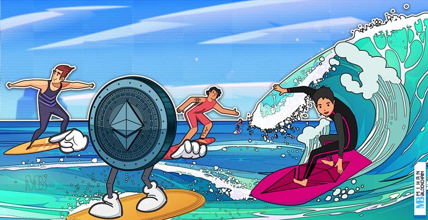 ethereum sees inflow of new investors as its wallet fundamentals reach new aths افزایش سرمایهگذاران اتریوم؛ ثبت رکورد جدید در تعداد کیف پول اتریوم