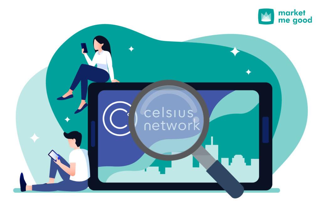 پلتفرم Celsius