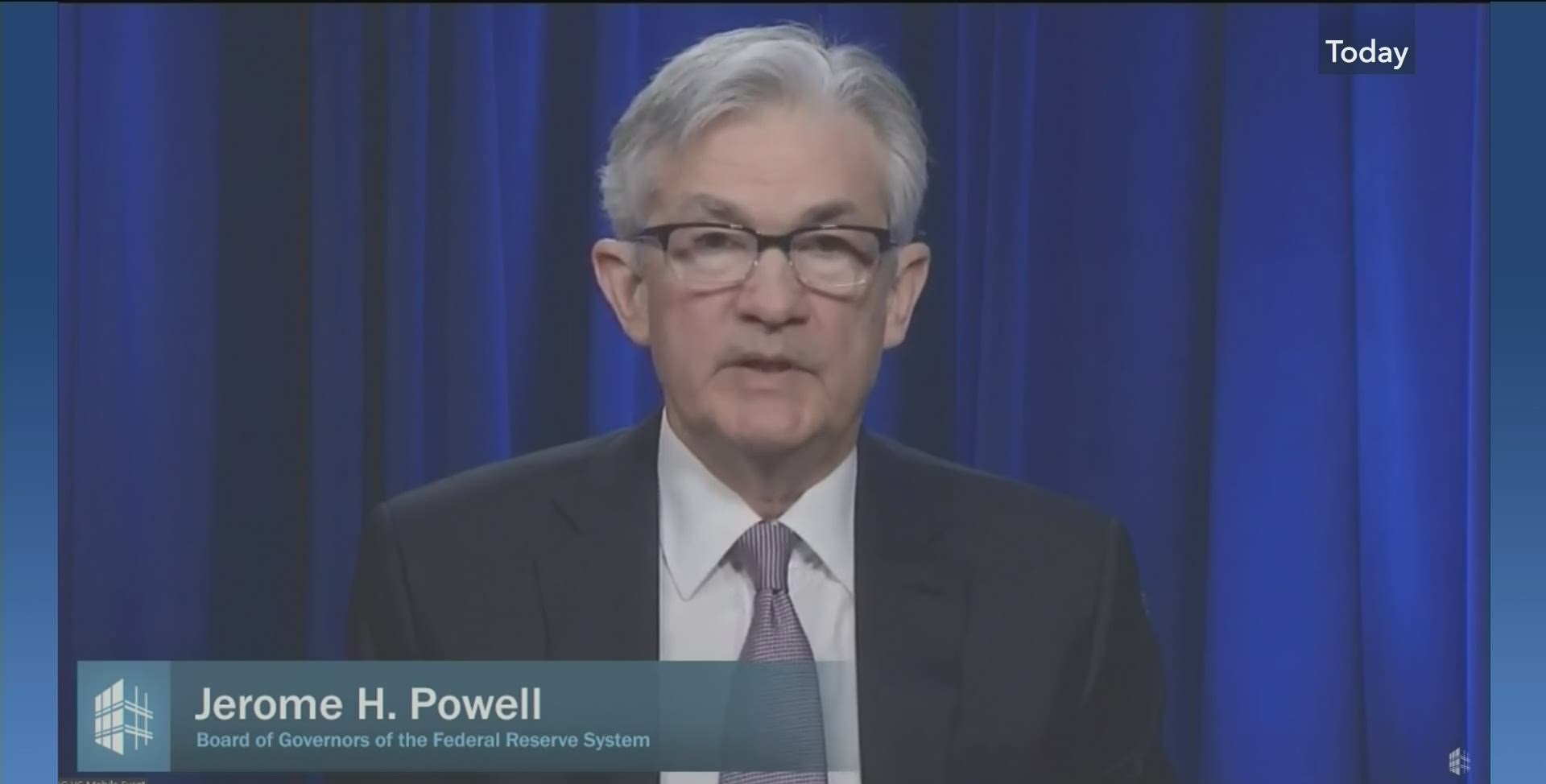 jerome powell - تورم