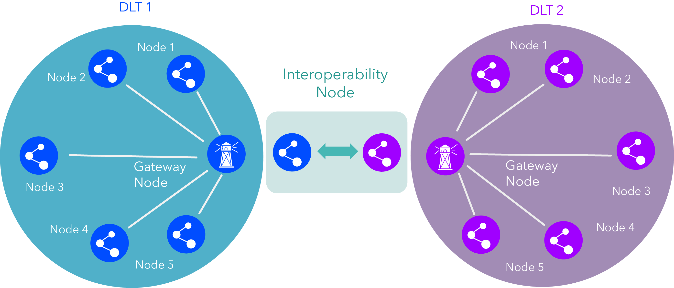 ساختار بین شبکه ای