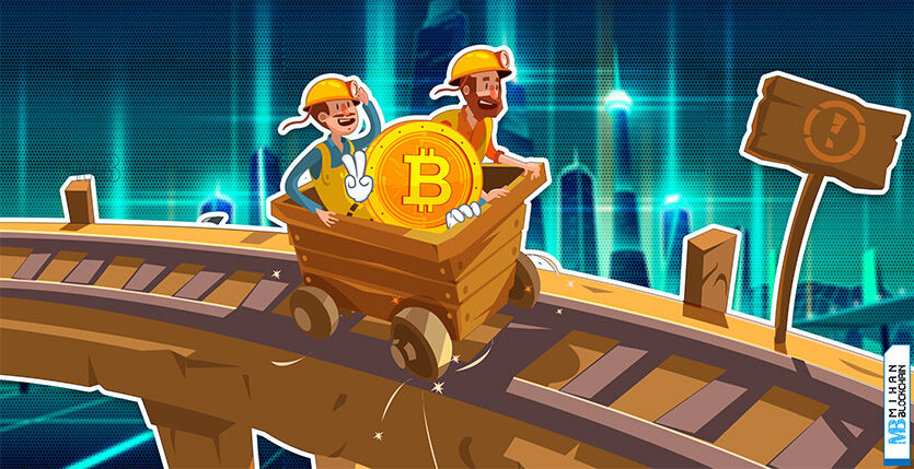 The rise of major Bitcoin mining institutions is inevitable 835x429 - تسهیل شرایط استخراج رمزارز؛ صدور مجوز برای واحدهای غیرفعال