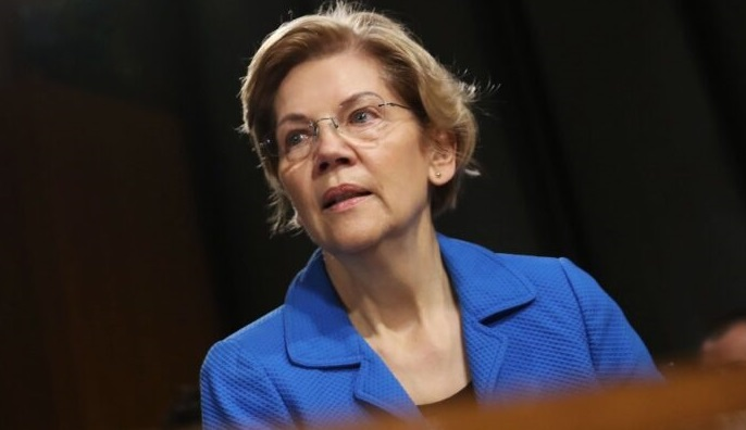 سناتور الیزابت وارن - سرمایه گذاری در بیت کوین و رمزارز