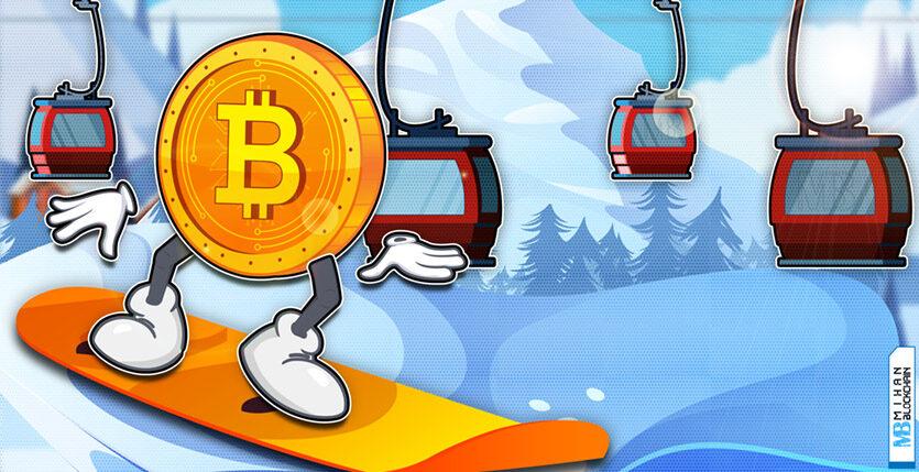 افزايش هش ريت شبکه بيت کوين Bitcoin Hashtare