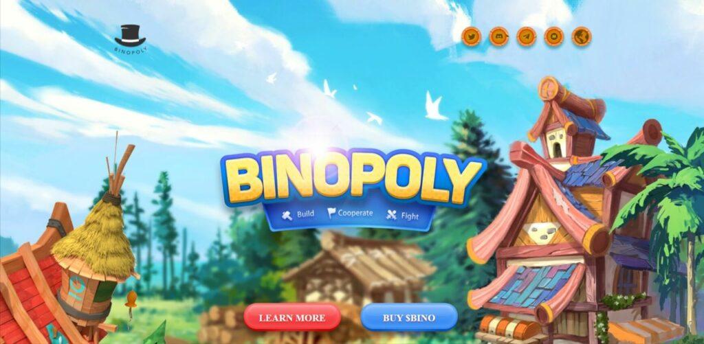 بازی Binopoly
